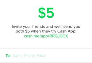 CashApp Sign Up