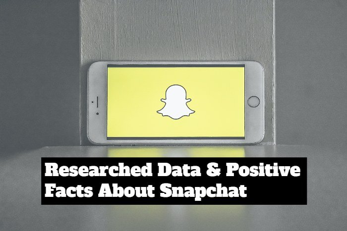 positive facts about snapchat