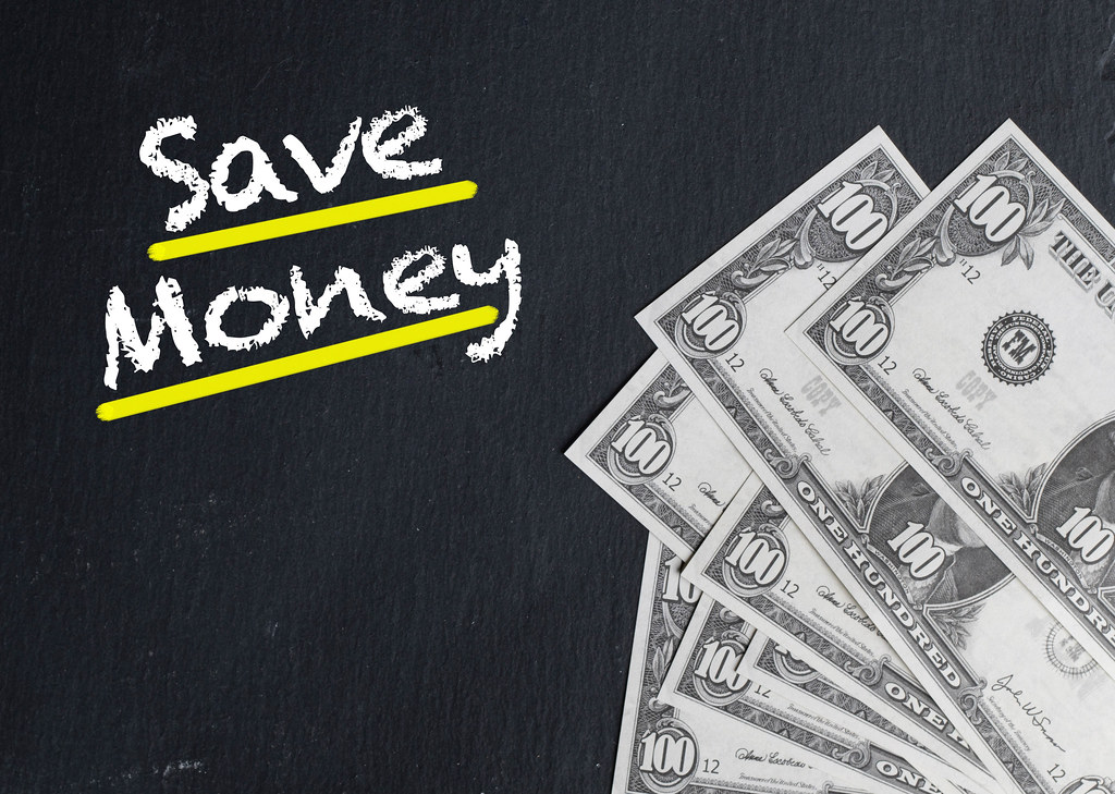 how to save money for students