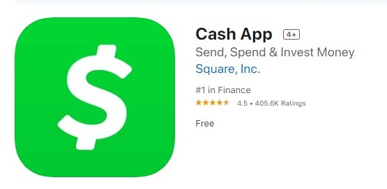 cash app for iphone