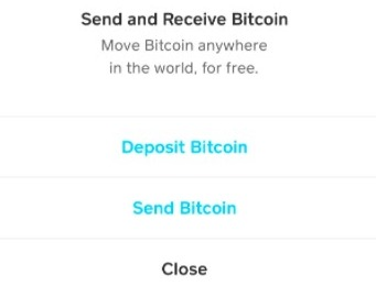 cash app bitcoin withdraw deposit