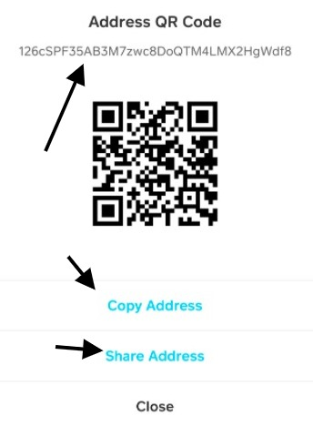 cash app bitcoin address