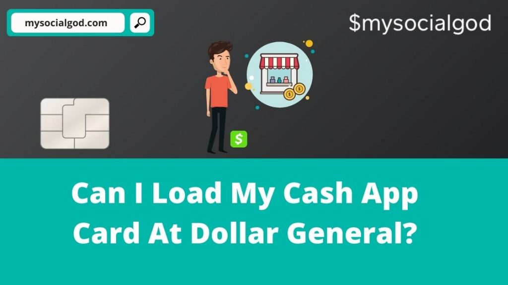 can i load my cash app at dollar general