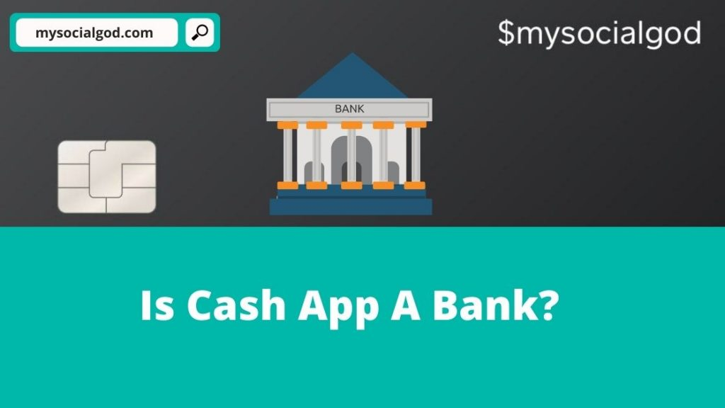 is cash app a bank