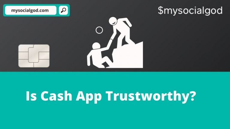 is cash app trustworthy