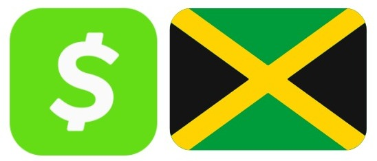 does cash app work in jamaica