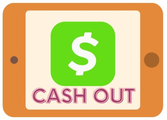 what does cash out mean on cash app