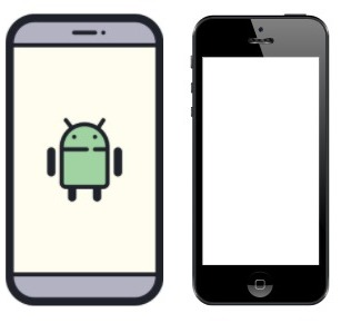 apple android