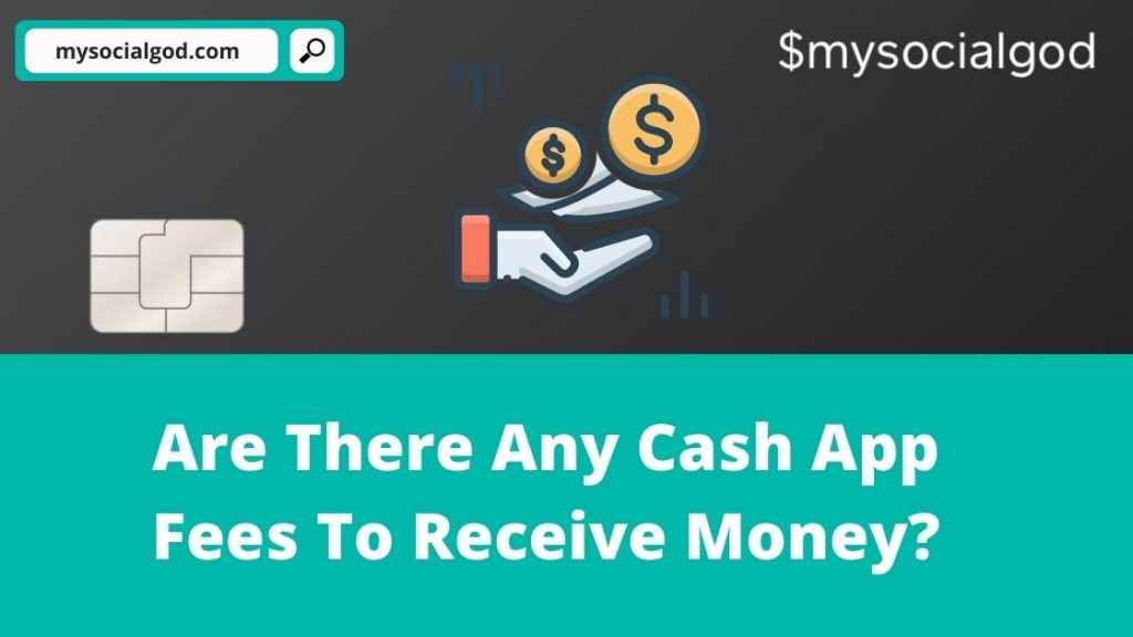 cash app fees to receive money
