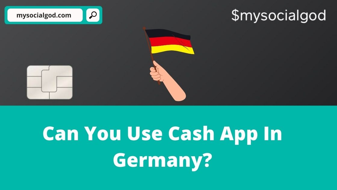 can you use cash app in germany