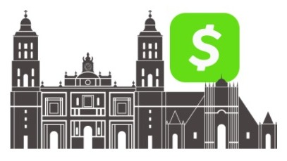 is cash app available in mexico