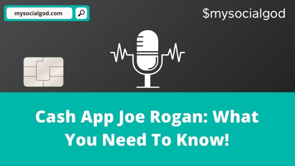 Cash App Joe Rogan