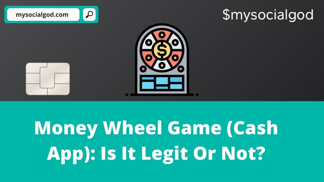 Money Wheel Game (Cash App)