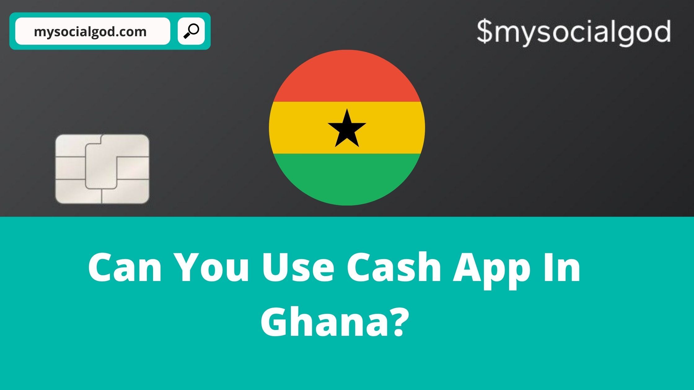 Can You Use Cash App In Ghana