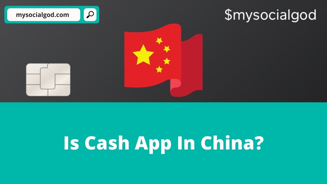 Is Cash App In China