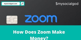 How Does Zoom Make Money