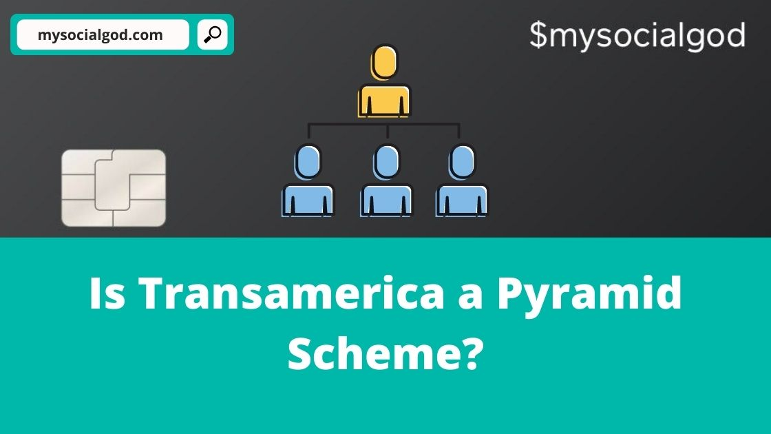 Is Transamerica a Pyramid Scheme