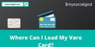 Where Can I Load My Varo Card