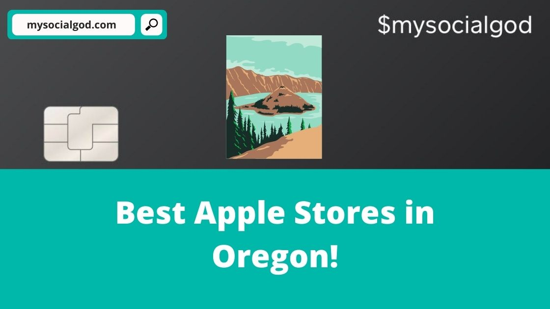 Apple Stores In Oregon