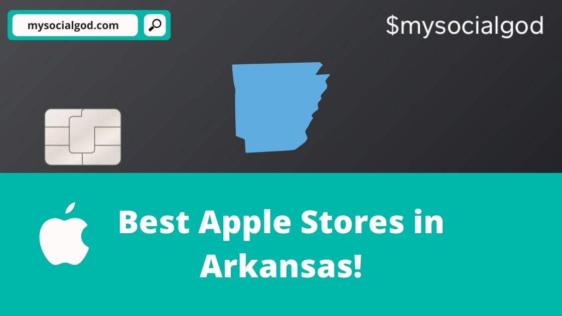 Apple Stores in Arkansas