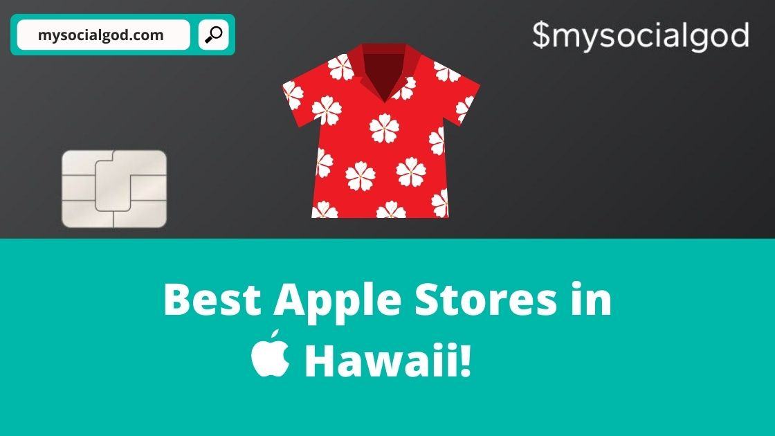 Apple Stores in Hawaii