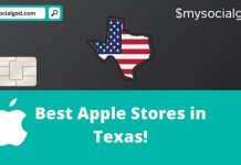 Apple Stores in Texas
