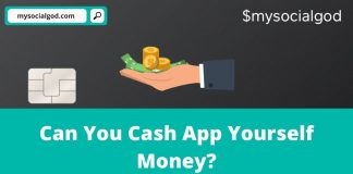 Can You Cash App Yourself Money