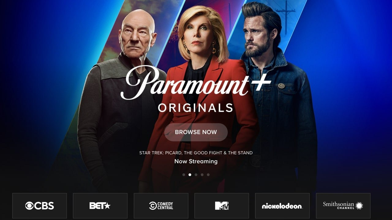 Get Entertainment on the Go with the Paramount+ App