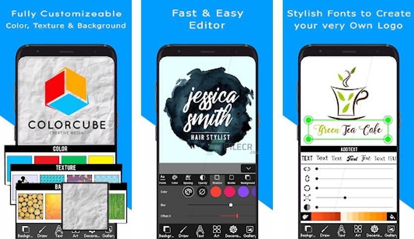 Logo Making App - Learn to Download