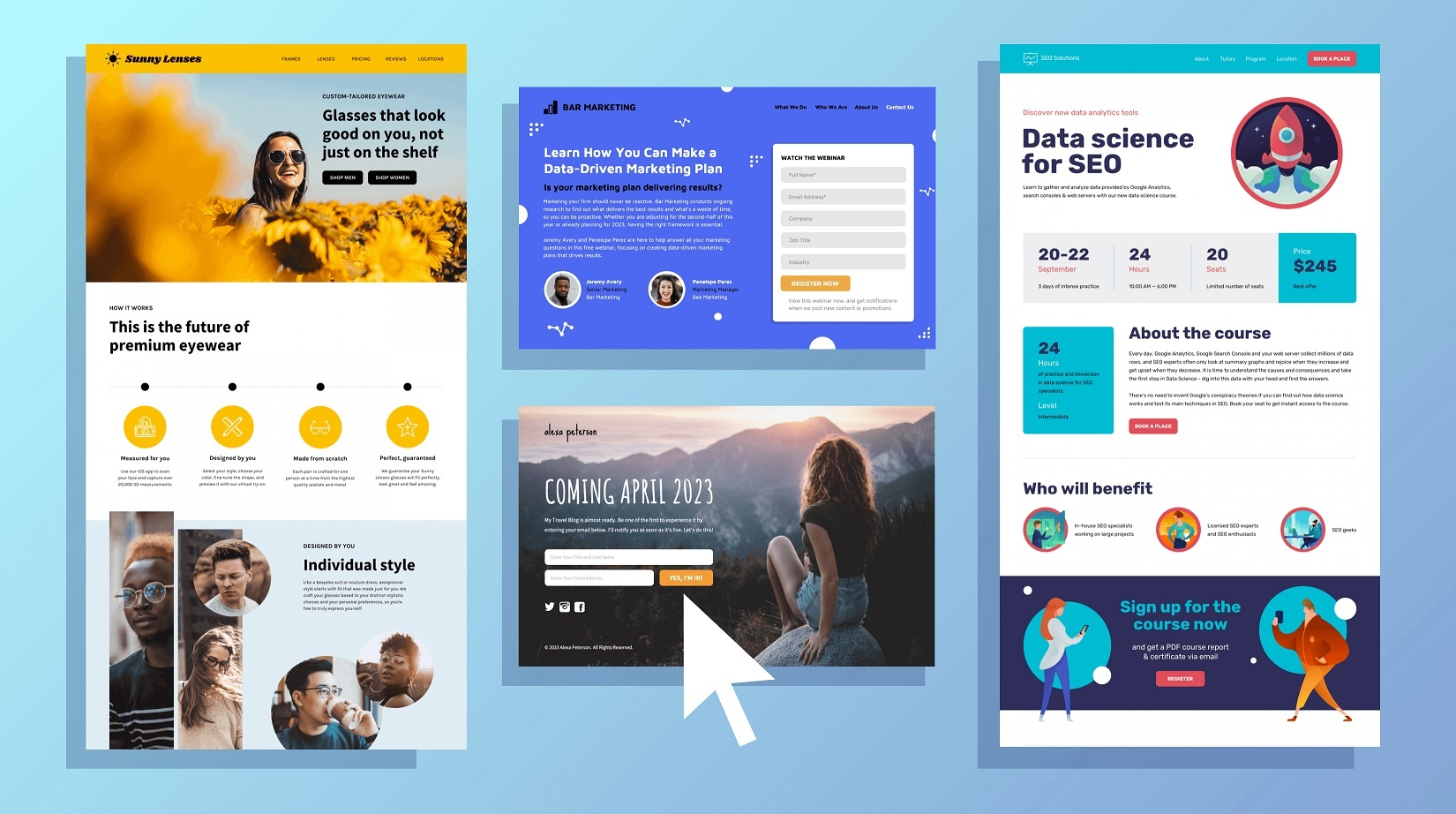 Apps that Can Help Users Make a Landing Page - Learn How to Download