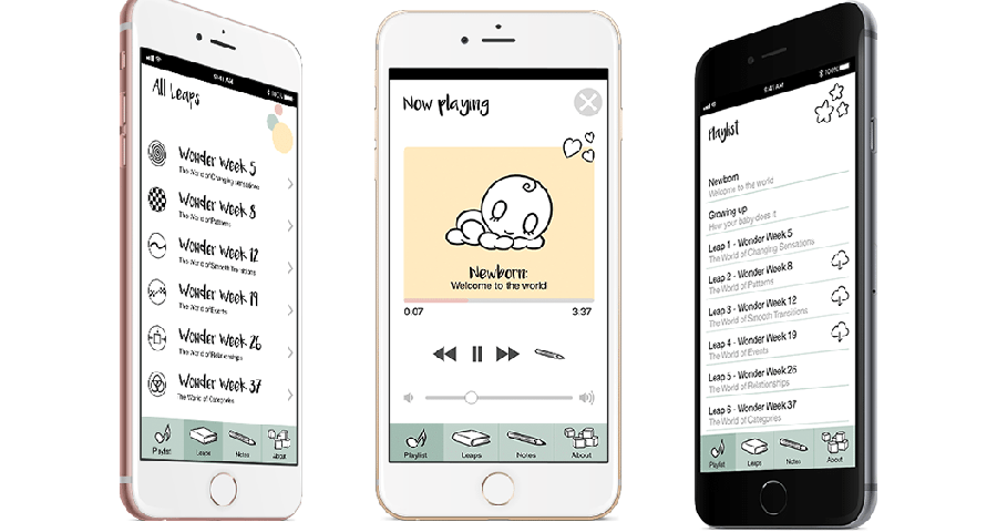 The Wonder Weeks: The Perfect App for New Parents