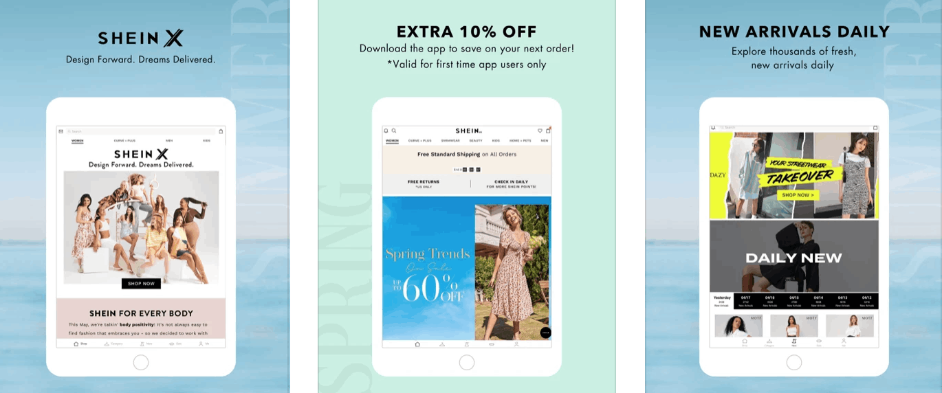 SHEIN App - See How to Download