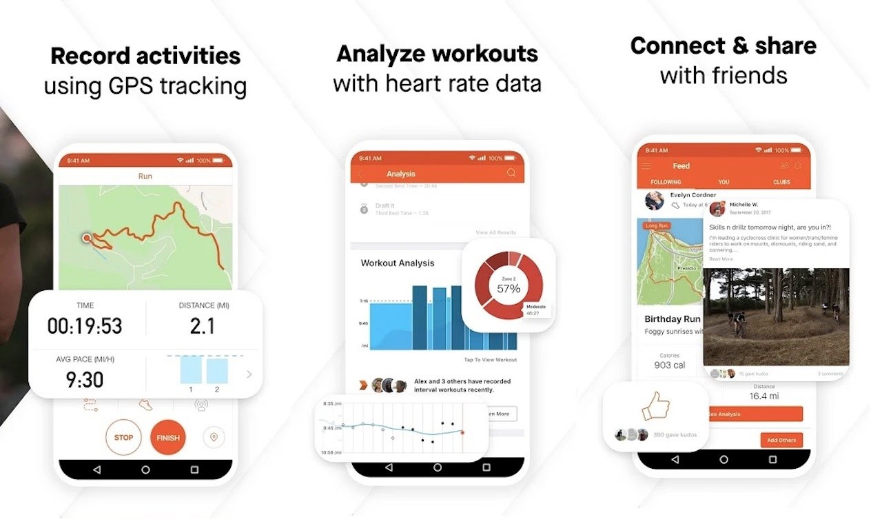Strava App - Learn How To Use And Download