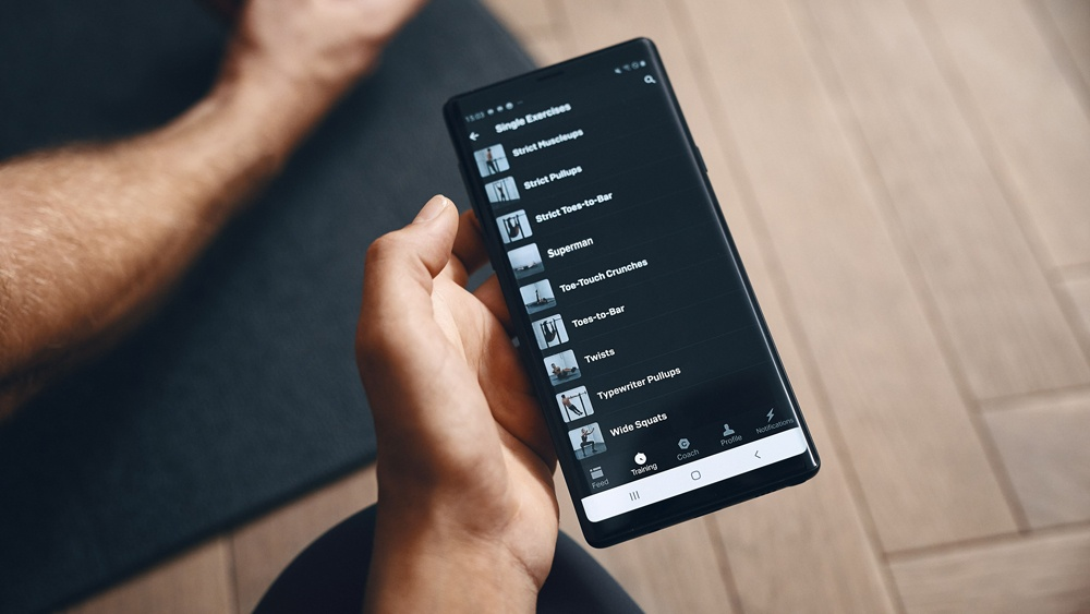 Freeletics Training Coach - How To Download And Use The App